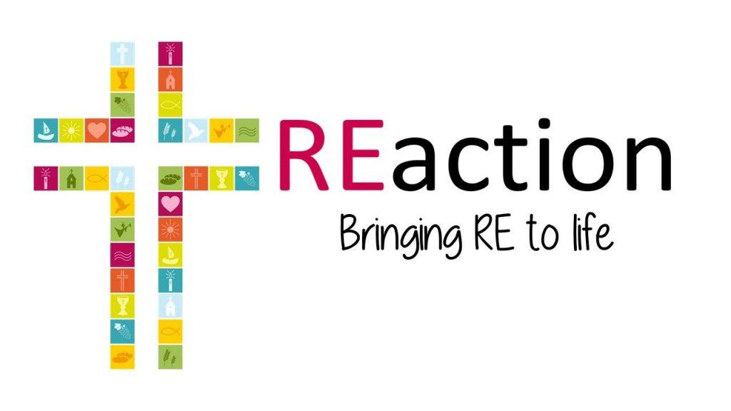 REaction logo